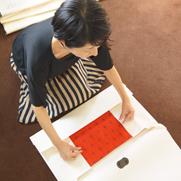 イカス*キモノオリジナル 帯用のシンプルな無地文庫紙/たとう紙